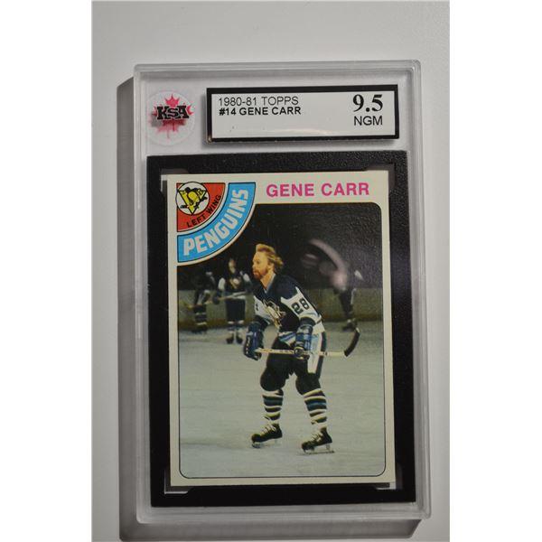 1978-79 Topps #14 Gene Carr