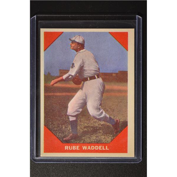 1960 Fleer #61 Rube Waddell DP
