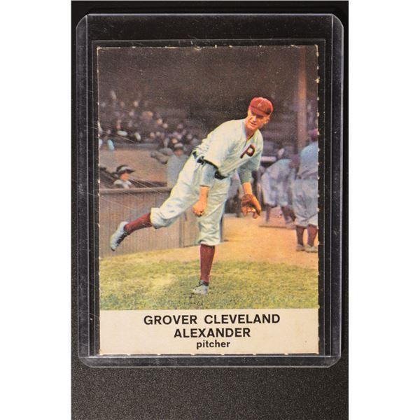 1961 Golden Press #2 Grover C. Alexander
