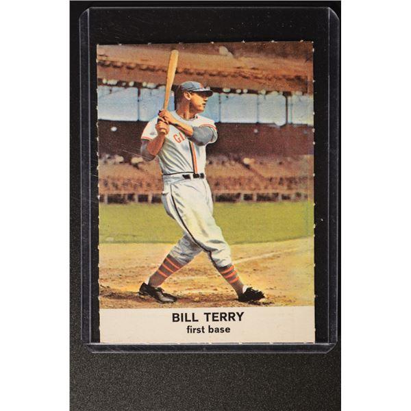1961 Golden Press #5 Bill Terry