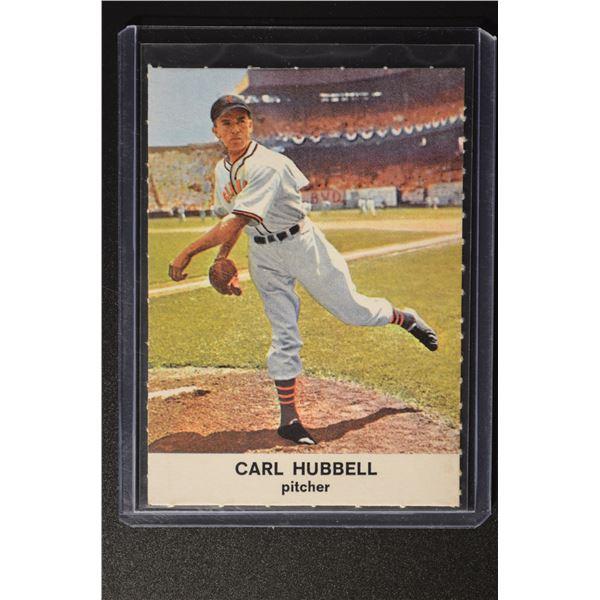 1961 Golden Press #6 Carl Hubbell