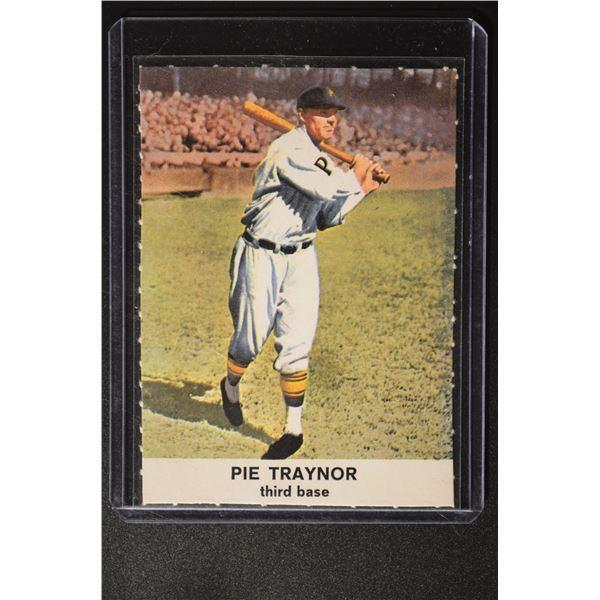 1961 Golden Press #15 Pie Traynor