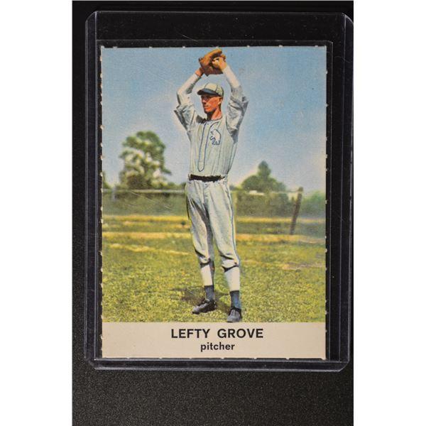 1961 Golden Press #17 Lefty Grove