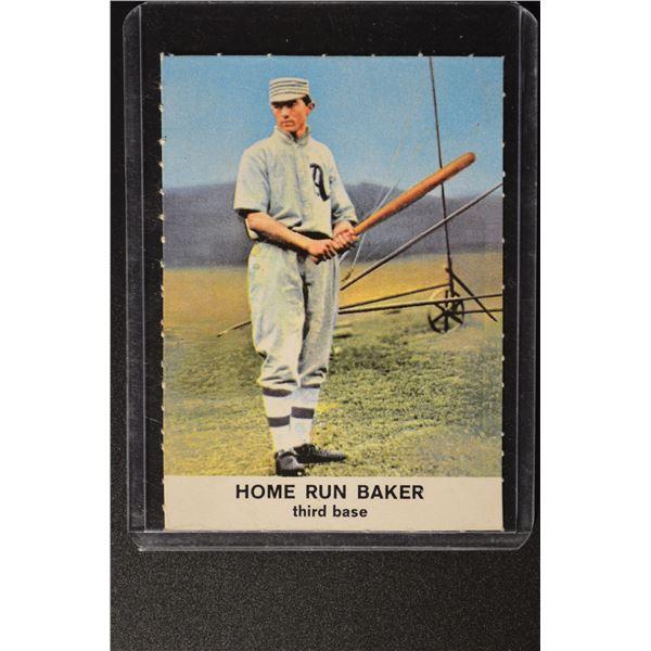 1961 Golden Press #21 Home Run Baker
