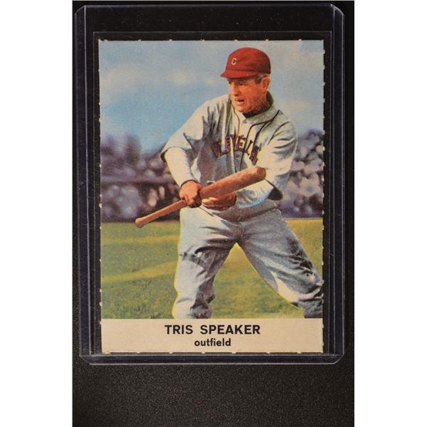 1961 Golden Press #30 Tris Speaker