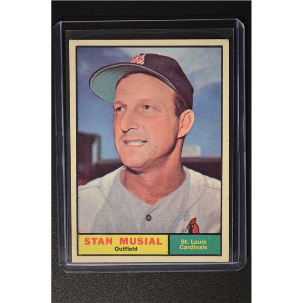 1961 Topps #290 Stan Musial
