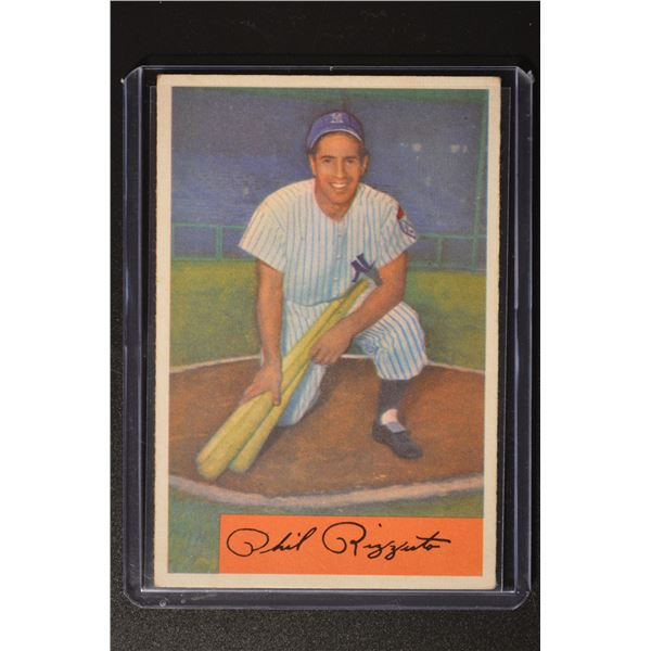 1954 Bowman #1 Phil Rizzuto