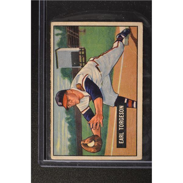 1951 Bowman #99 Earl Torgeson