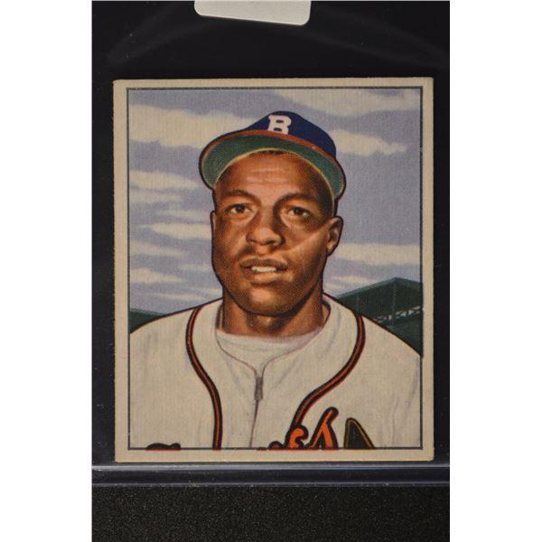 1950 Bowman #248 Sam Jethroe ROOKIE