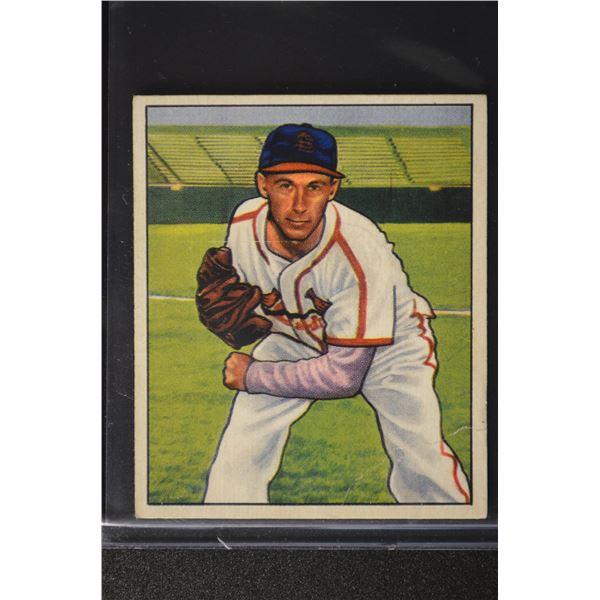 1950 Bowman #90 Harry Brecheen