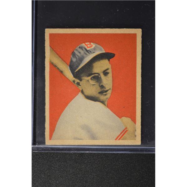 1949 Bowman #64 Dom DiMaggio