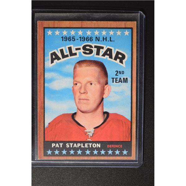 1966-67 Topps #129 Pat Stapleton AS