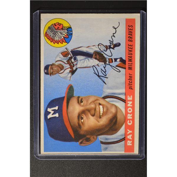 1955 Topps #149 Ray Crone