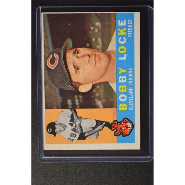 1960 Topps #44 Bobby Locke ROOKIE