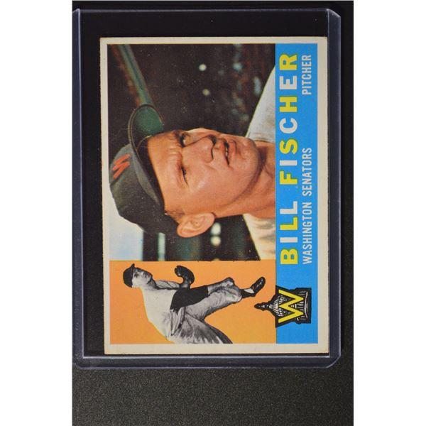 1960 Topps #76 Bill Fischer