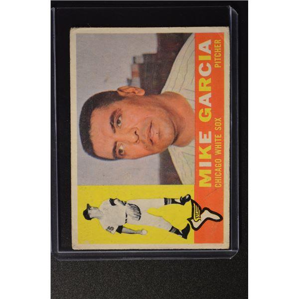1960 Topps #532 Mike GaROOKIEia