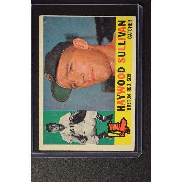 1960 Topps #474 Haywood Sullivan