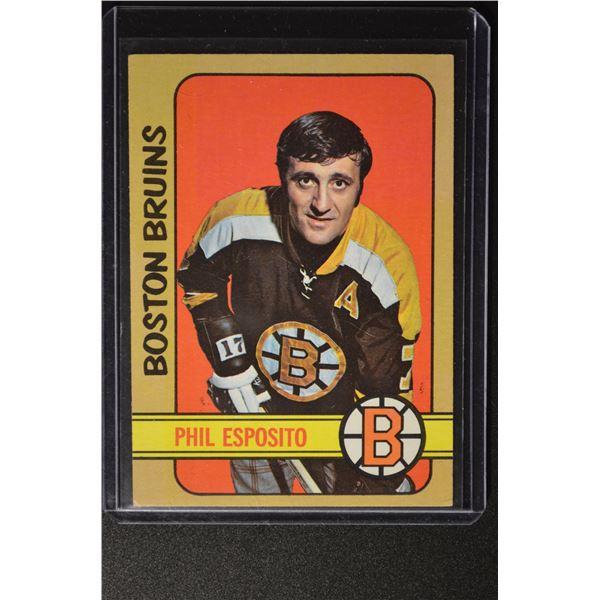 1972-73 Topps #150 Phil Esposito