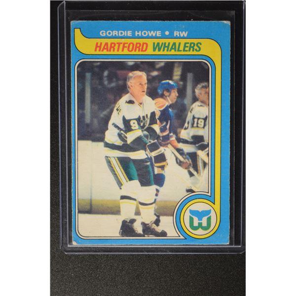 1979-80 O-Pee-Chee #175 Gordie Howe