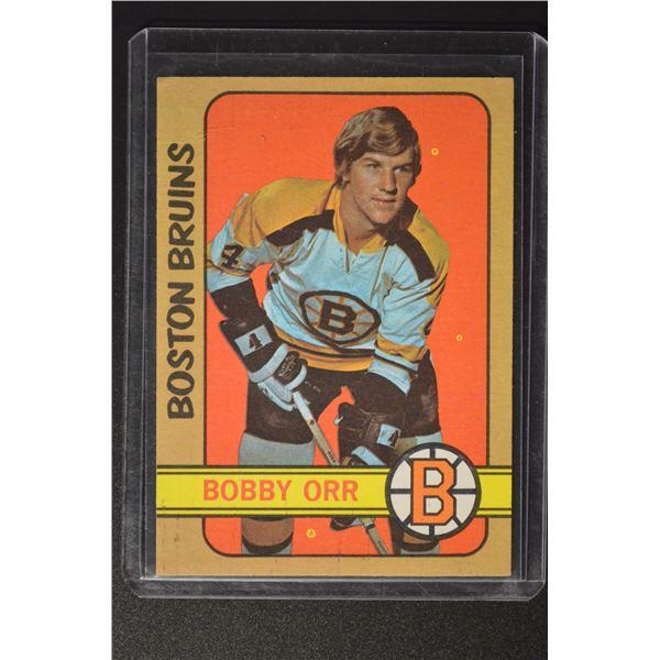 1972-73 Topps #100 Bobby Orr DP