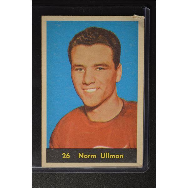 1960-61 Parkhurst #26 Norm Ullman