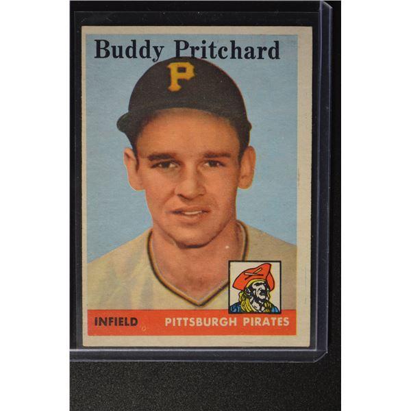1958 Topps #151 Buddy Pritchard ROOKIE