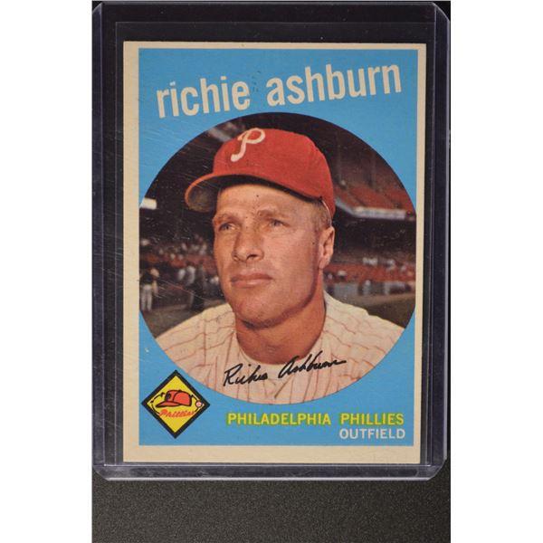 1959 Topps #300 Richie Ashburn
