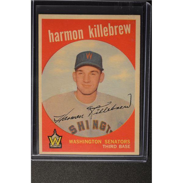 1959 Topps #515 Harmon Killebrew