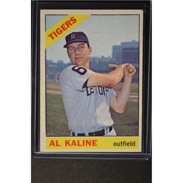 1966 Topps #410 Al Kaline
