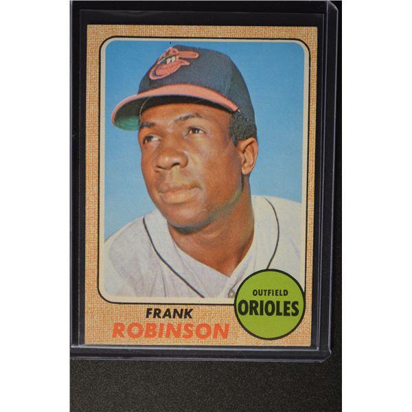 1968 Topps #500 Frank Robinson