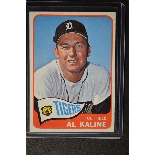 1965 Topps #130 Al Kaline
