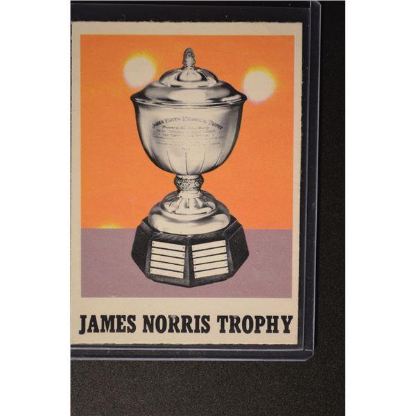 1970-71 O-Pee-Chee #257 James Norris Trophy