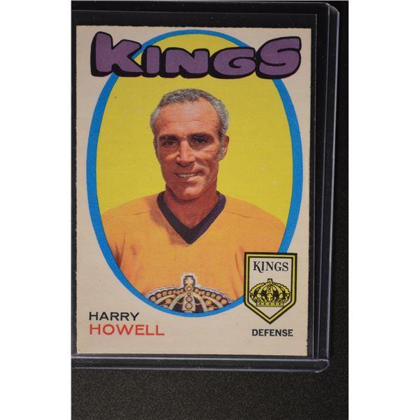 1971-72 O-Pee-Chee #153 Harry Howell