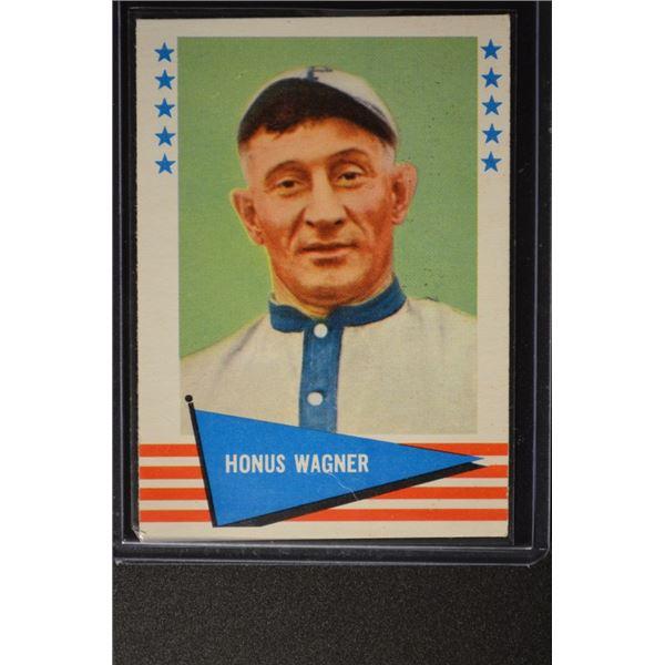 1961 Fleer #150 Honus Wagner
