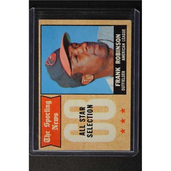 1968 Topps #373 Frank Robinson AS