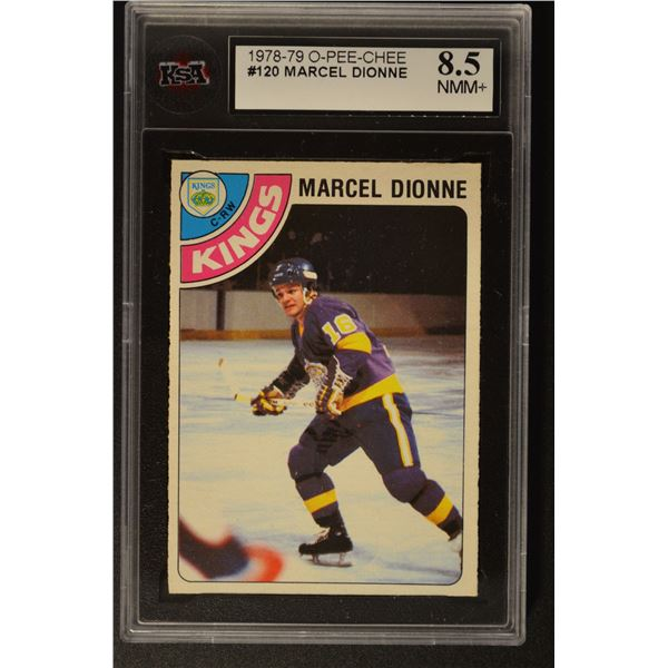 1978-79 O-Pee-Chee #120 Marcel Dionne
