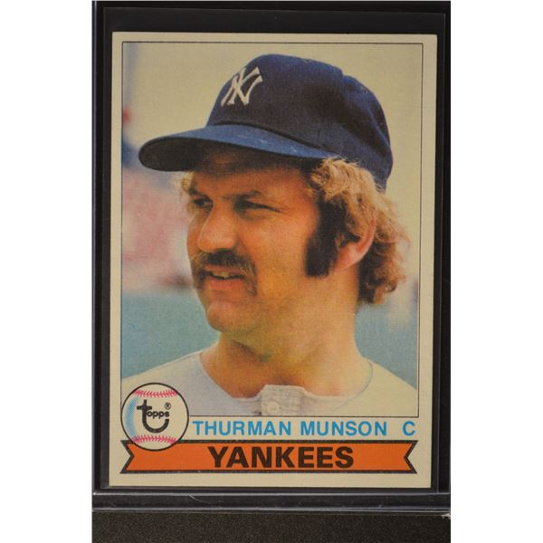 1979 Topps #310 Thurman Munson