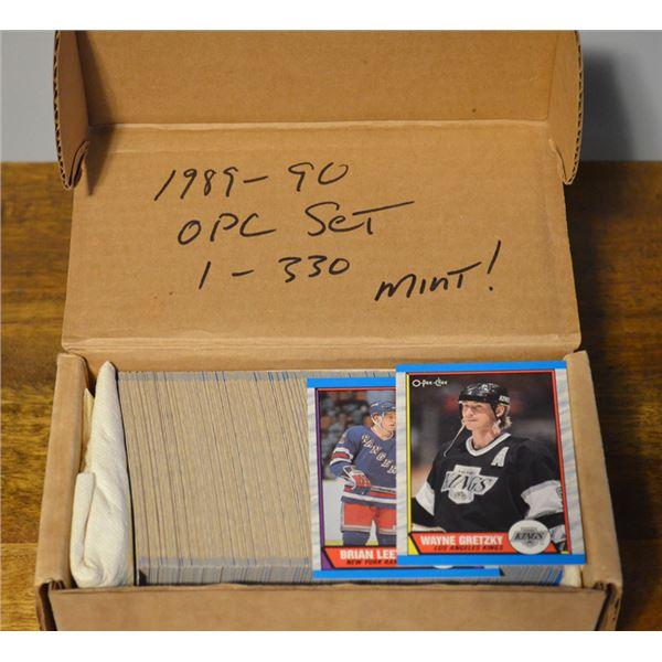 1989-90 OPC Set