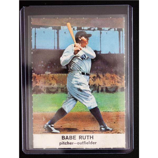 1961 Golden Press #3 Babe Ruth
