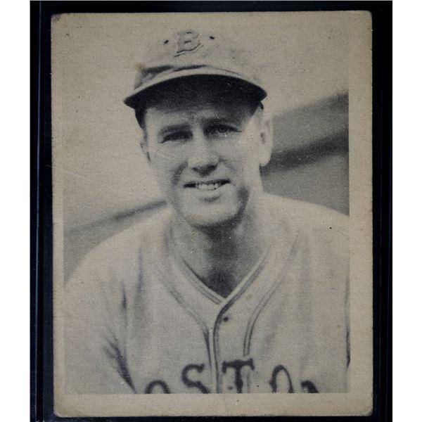 1939 Play Ball #87 Milburn Shoffner ROOKIE