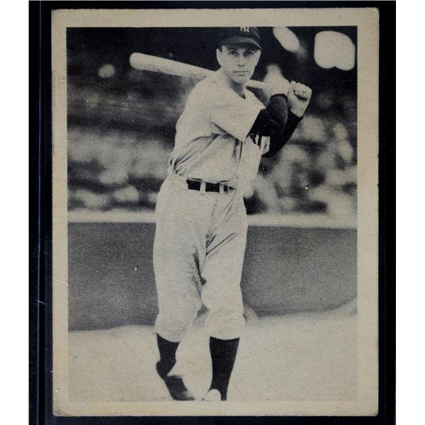 1939 Play Ball #81 Babe Dahlgren ROOKIE