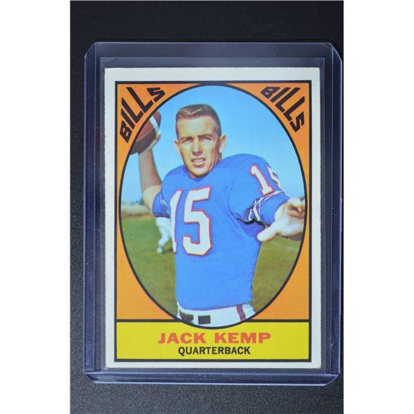 1967 Topps #24 Jack Kemp
