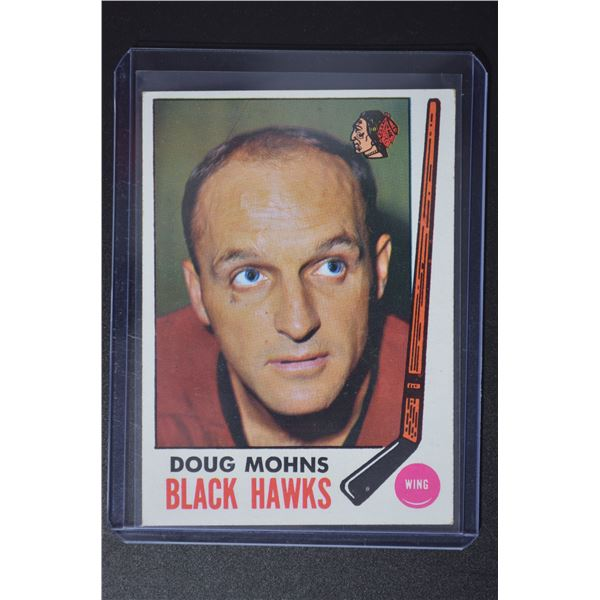 1969-70 Topps #72 Doug Mohns
