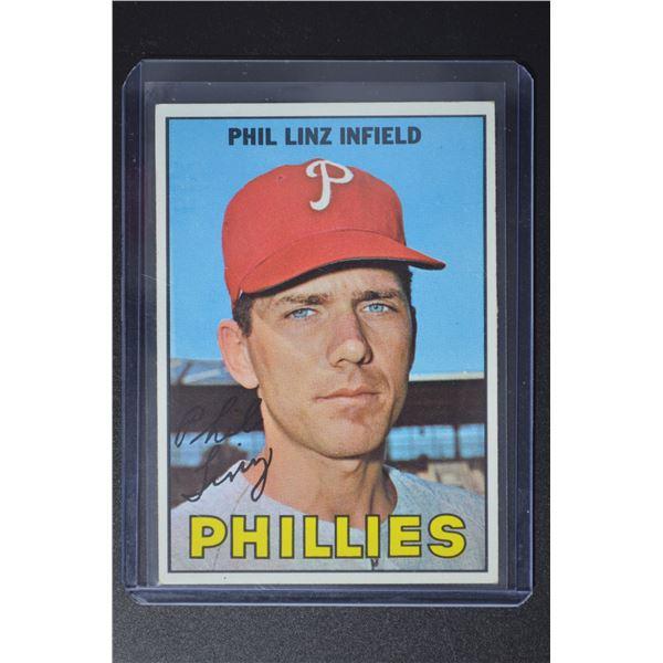 1967 Topps #14 Phil Linz