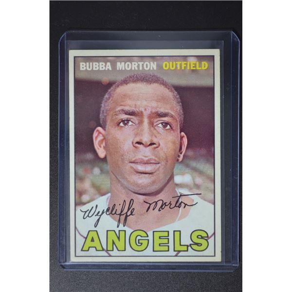 1967 Topps #79 Bubba Morton