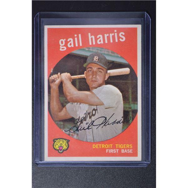 1959 Topps #378 Gail Harris