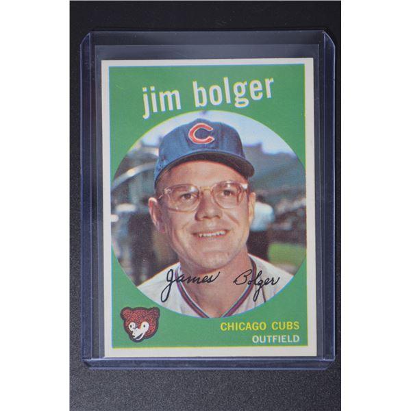 1959 Topps #29 Jim Bolger