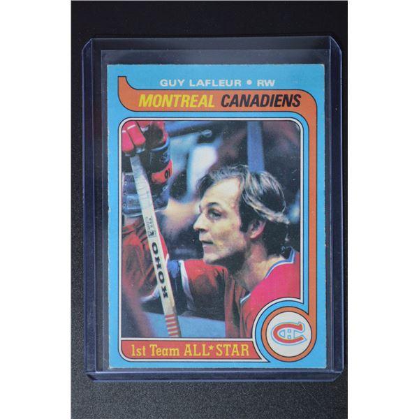 1979-80 O-Pee-Chee #200 Guy Lafleur AS1