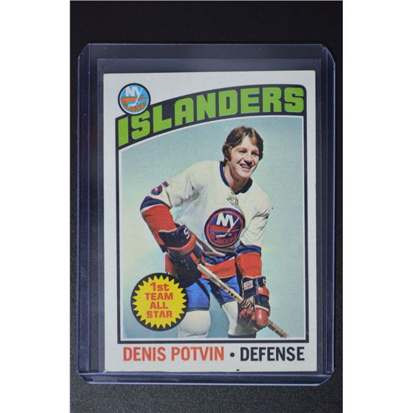 1976-77 Topps #170 Denis Potvin