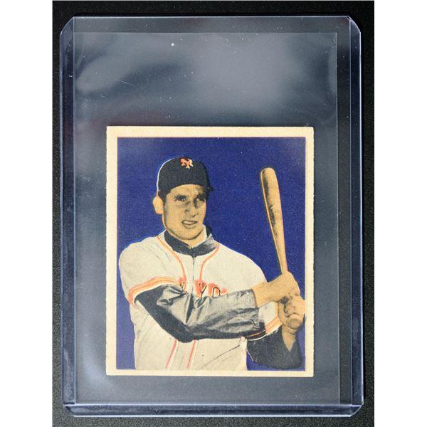 1949 Bowman #18 Bobby Thomson